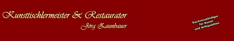 Kunsttischler - Jörg Zaunbauer